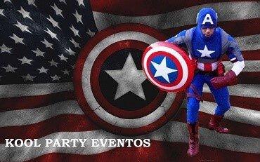 Fiestas Infantiles Tematicas Super Heroes