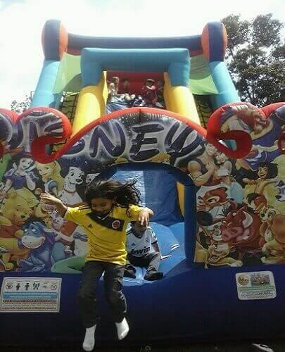 inflables para niños, inflables, brinca brinca