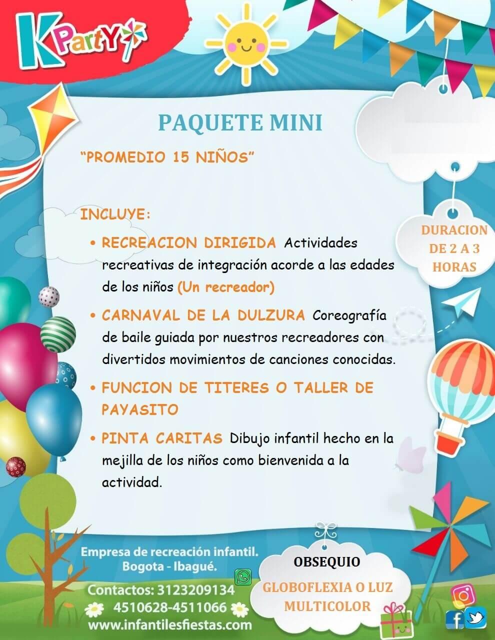 Fiestas Tematicas-4510628-Fiesta de Cumpleaños