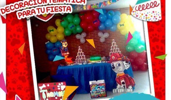 4510628-Creativas Decoraciones-KOOL PARTY