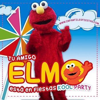 Tiernos Personajes Animados para Fiestas Infantiles