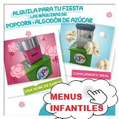 Menús para Fiestas Infantiles en Bogota 4510628