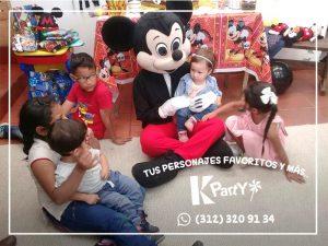 Increíbles y Divertidas Fiestas Infantiles