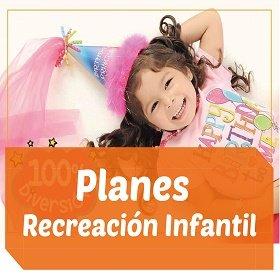 Completos planes para celebraciones infantiles