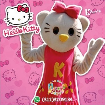 hello kitty recreacion infantil